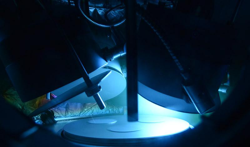 plasma emissions monitoring