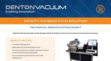 Infinity Ion Beam Etch Brochure thumbnail
